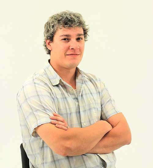Joel Stevens - Manager, Online Services